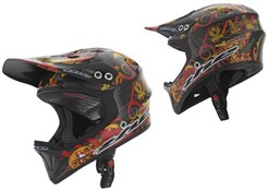 Image of THE Industries T2 Full Face Carbon Helmet