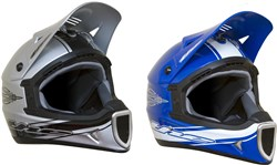 Image of THE Industries Thirty3 Composite Full Face Helmet Rod