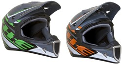 Image of THE Industries Thirty3 Composite Full Face Helmet Tracer