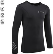 Image of Tenn Compression Fit Long Sleeve Base Layer