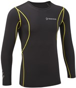 Image of Tenn Compression Fit Sports Cycling Running Long Sleeve Base Layer