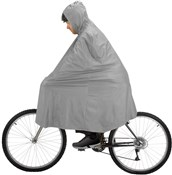 Image of Tenn PVC Waterproof Cycle Cape Poncho