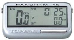Image of Topeak Panoram V16 Dual Wireless Computer