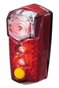 Topeak Redlite Mega Red Light