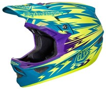 Image of Troy Lee D3 Composite Full Face Down Hill MTB Cycling Helmet