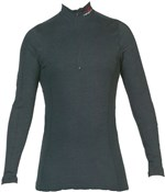 Image of Vangard 2122 MTS Zipped Turtle Neck Base Layer