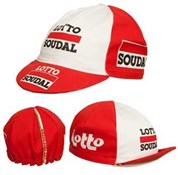 Image of Vermarc Lotto Soudal Cotton Cap 2015