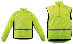 Image of Wowow 3m Sports Jacket With Detachable Sleeves