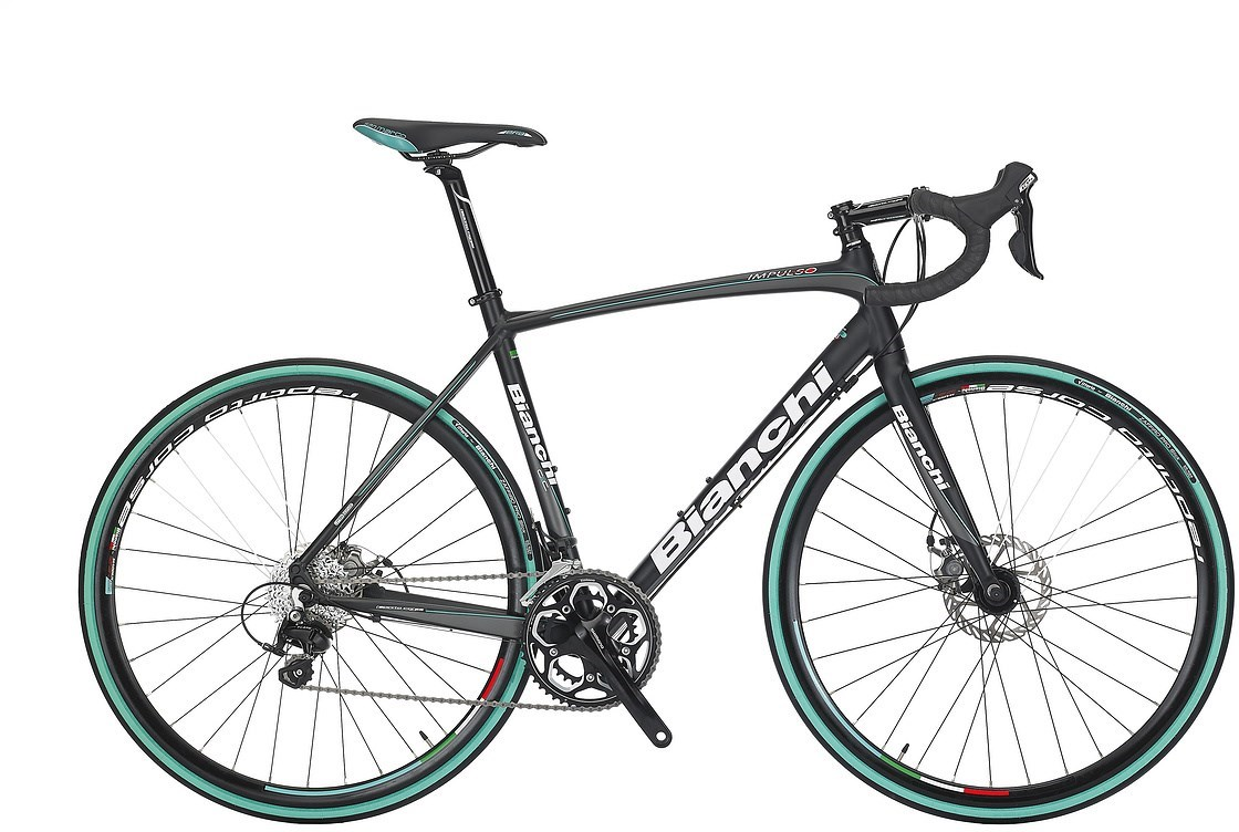 8b8982bc24c Bianchi USA - Bike Review  Bianchi Impulso All Road - Road .