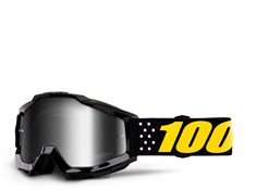 Image of 100% Accuri Anti-Fog Mirror Lens MTB Goggles