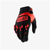 Image of 100% Airmatic Youth Long Finger Cycling Gloves AW17