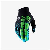 Image of 100% Celium 2 Long Finger Cycling Gloves AW17