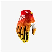 Image of 100% Ridefit Long Finger Cycling Gloves AW17
