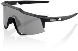 Image of 100% SpeedCraft Long Lens Sport Sunglasses - Smoke Lens