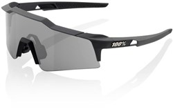 Image of 100% SpeedCraft Short Lens Sport Sunglasses - Smoke Lens