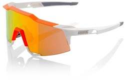 Image of 100% SpeedCraft Sport Long Lens Sunglasses -  Mirror Lens