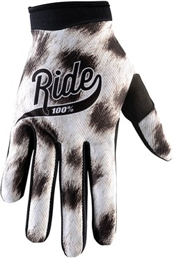 Image of 100% iTrack Youth Long Finger MTB Gloves