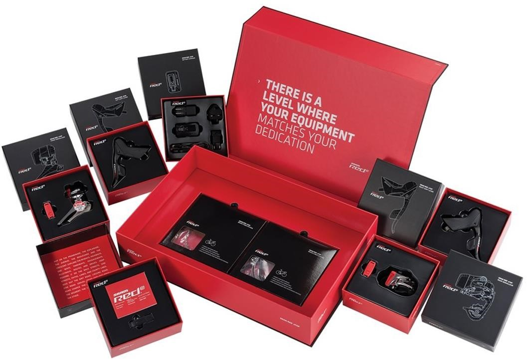 SRAM Red eTAP WiFLi Road Groupset