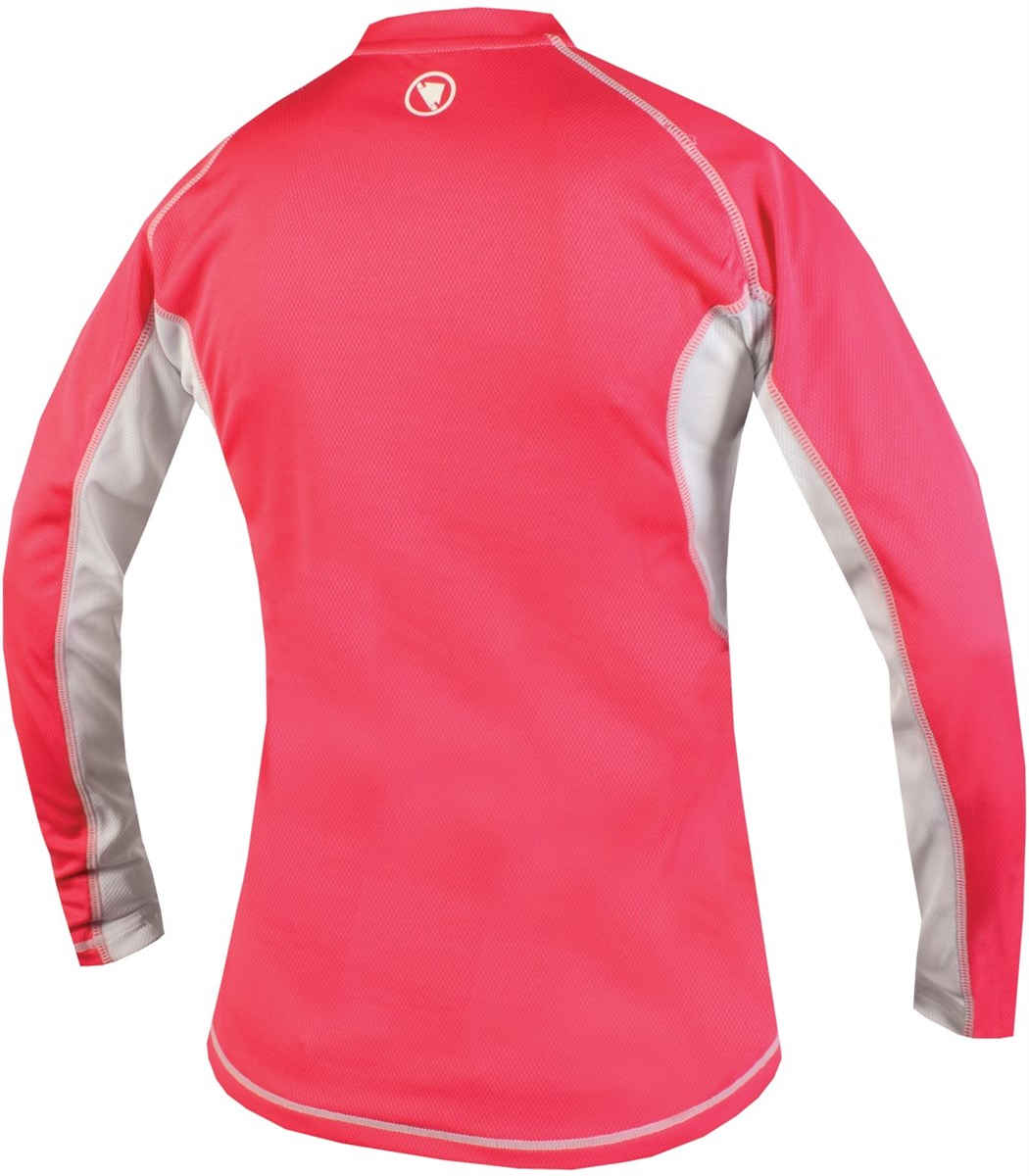 Endura Pulse Womens Long Sleeve Cycling Base Layer SS16