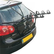 Hollywood Express 3 Bike Car Rack