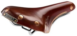 Brooks Swift Chrome Racing Saddle