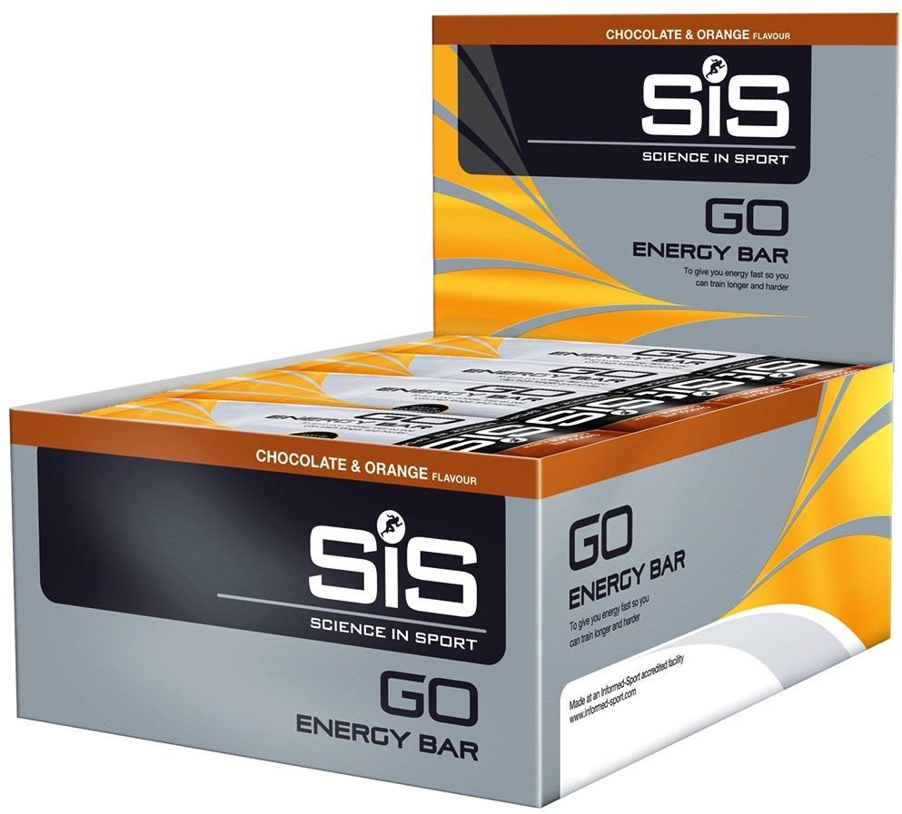 SiS GO Energy Bar - 65g x Box of 24