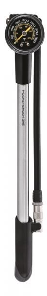 Topeak Pocket Shock DXG Fork / Shock Pump With Gauge