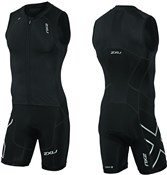 Image of 2XU Compression Full Zip Tri Suit