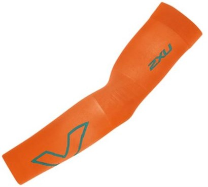 Image of 2XU Flex Compression Run Arm Sleeves SS16