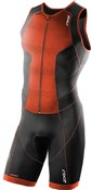 Image of 2XU Perform Full Front Zip Trisuit