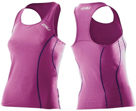 Image of 2XU Womens Active Tri Singlet
