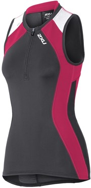 Image of 2XU Womens Compression Tri Singlet