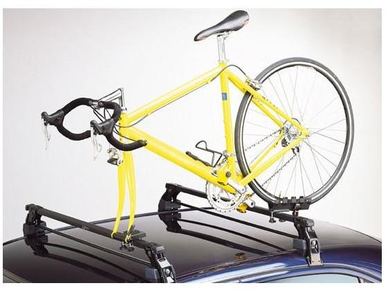 Peruzzo Tour Professional Roof Fitting 1 Bike Car Carrier / Rack