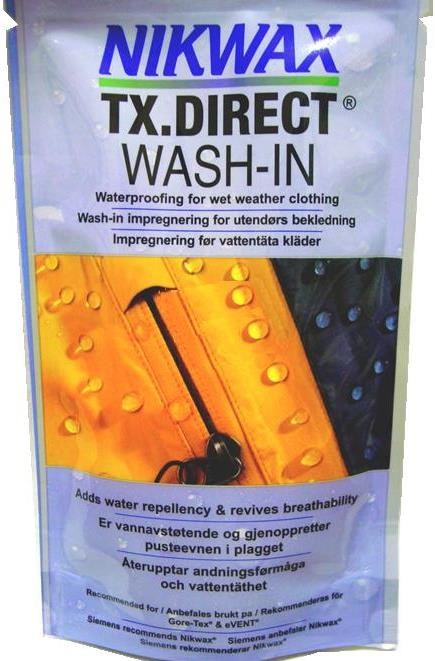 Nikwax TX Direct Wash/Spray