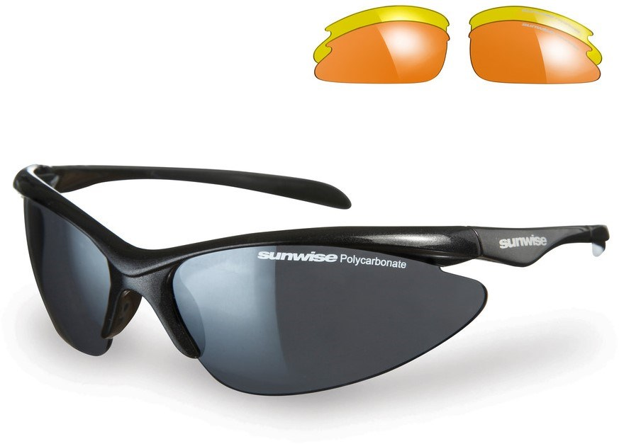 Eyeglass Frames With Interchangeable Lenses : Sunwise Thirst Petite Glasses With 3 Interchangeable ...