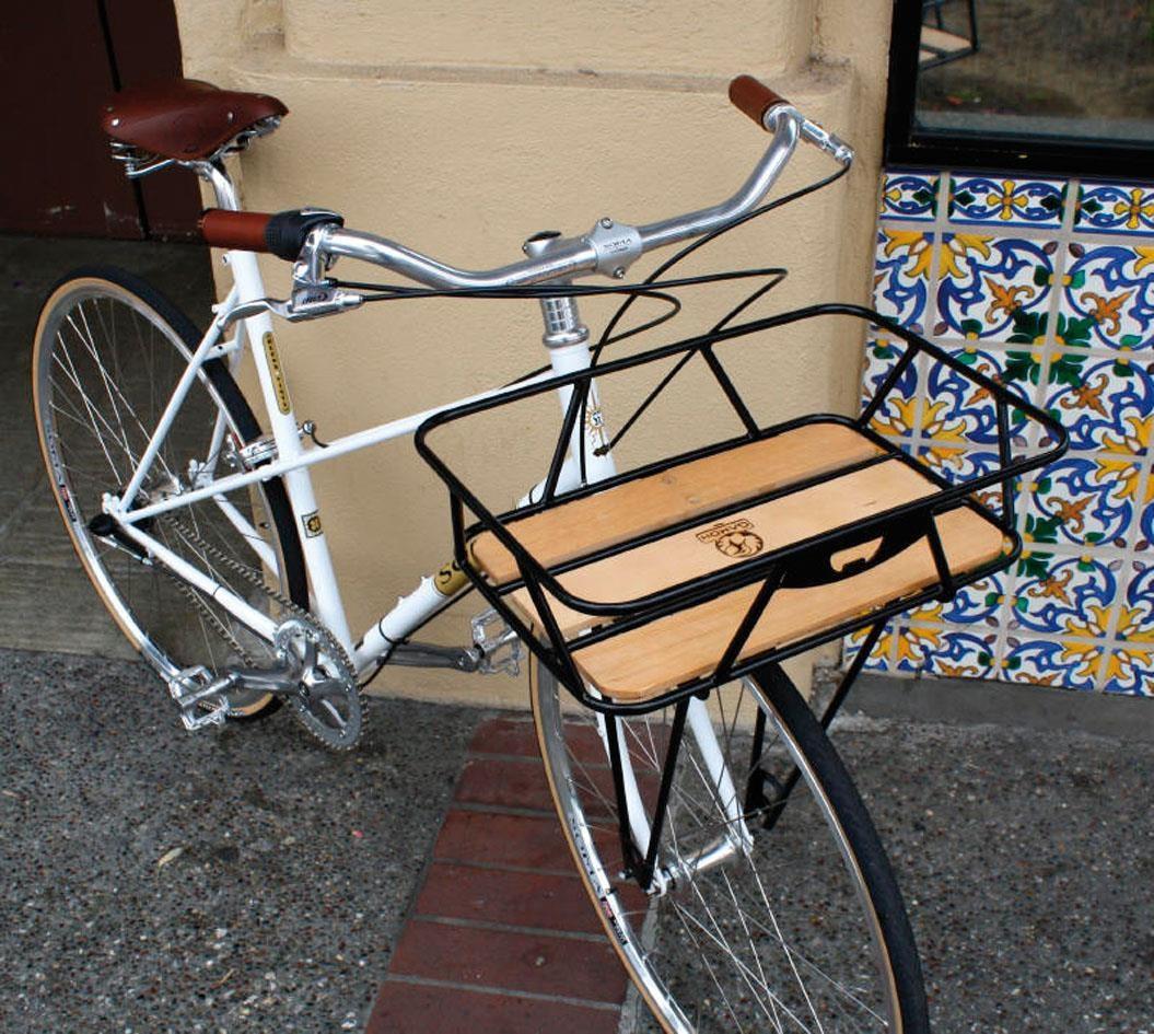 Minoura Gamoh King Front Bike Rack Free Uk P Amp P At Wheelies