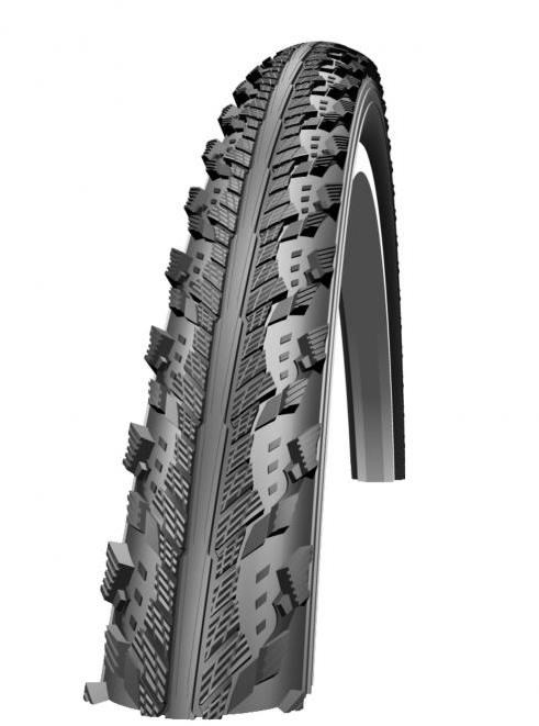 Schwalbe Hurricane Performance Dual Compound Wired 700c Tyre