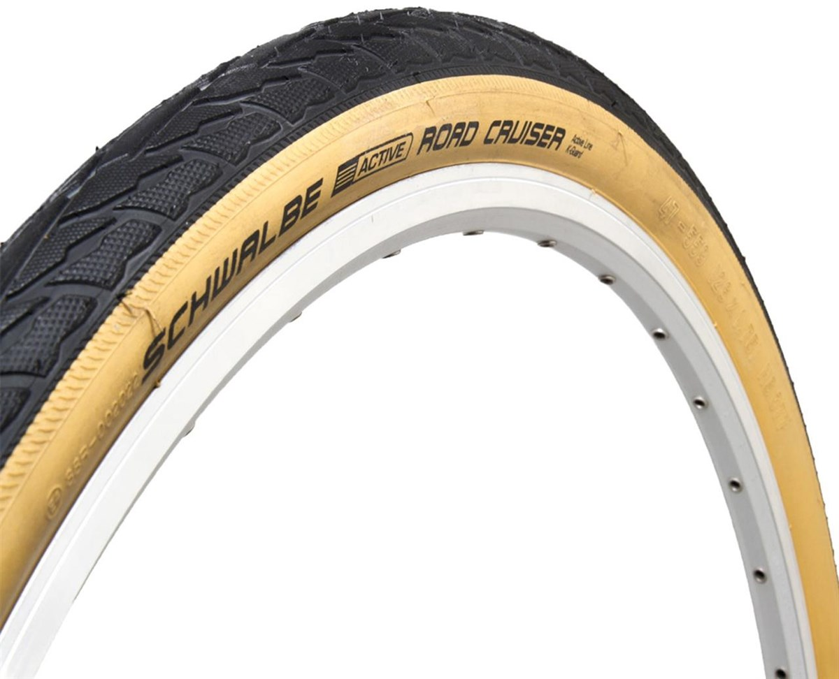 Schwalbe Road Cruiser K-Guard SBC Compound Active Wired Urban MTB Tyre