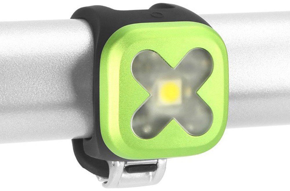 Knog Blinder 1 LED Cross USB Rechargeable Front Light