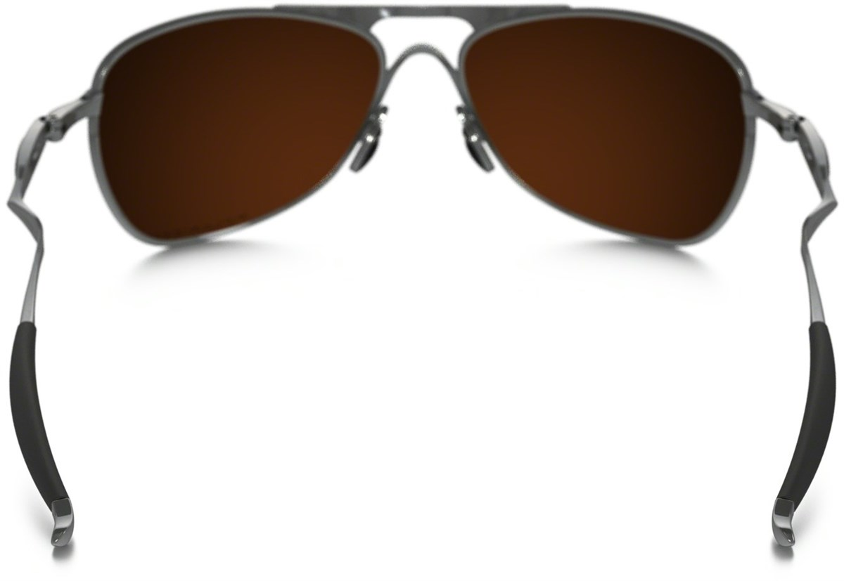 Oculos Oakley Crosshair Titanium Polarizado   Louisiana Bucket Brigade 9dadd59ca1
