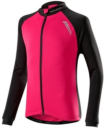 Altura Sprint Childrens Long Sleeve Cycling Jersey AW16