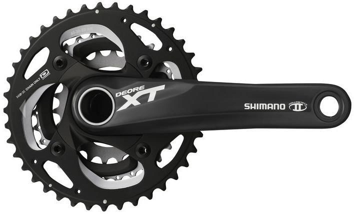 Shimano FC-M782 10 Speed XT HollowTech Chainset