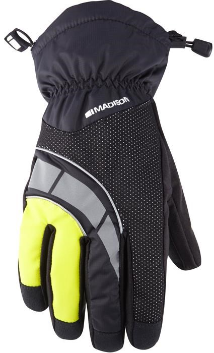 Madison Stellar Mens Long Finger Cycling Gloves SS16