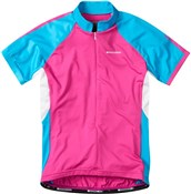 Madison Womens Keirin Short Sleeve Cycling Jersey