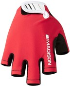 Madison Kids Tracker Mitts Short Finger Cycling Gloves AW16