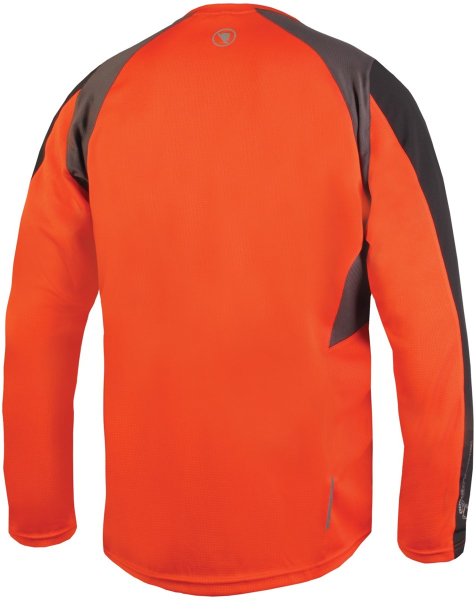 Endura MT500 Burner II Long Sleeve Cycling Jersey SS16