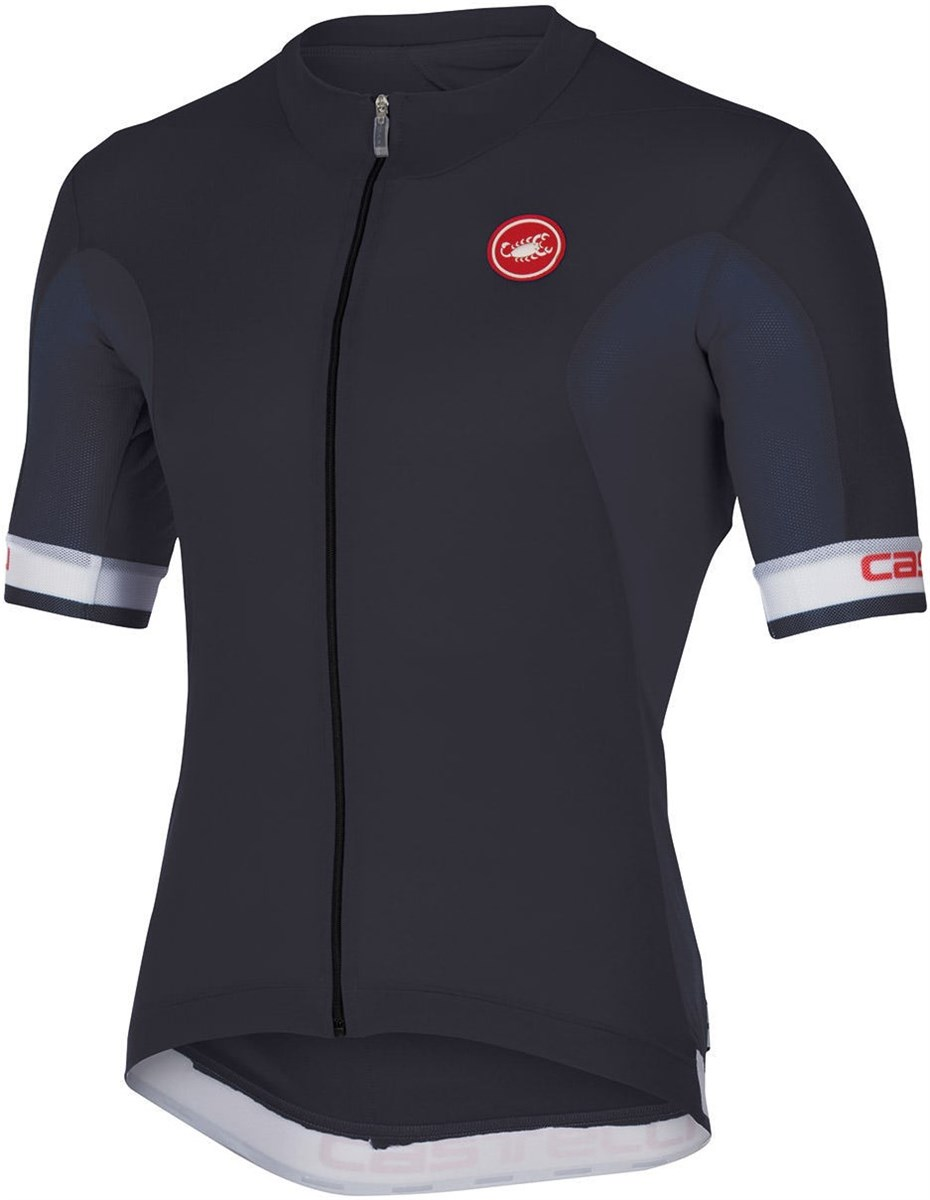 Castelli Volata FZ Short Sleeve Cycling Jersey With Full Zip SS16