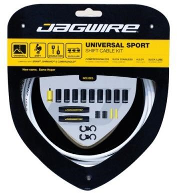 Jagwire Universal Sport Gear Cable Kit