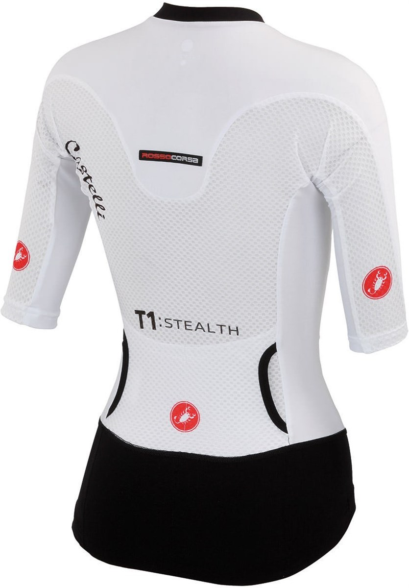 Castelli T1: Stealth Womens Cycling Top SS16