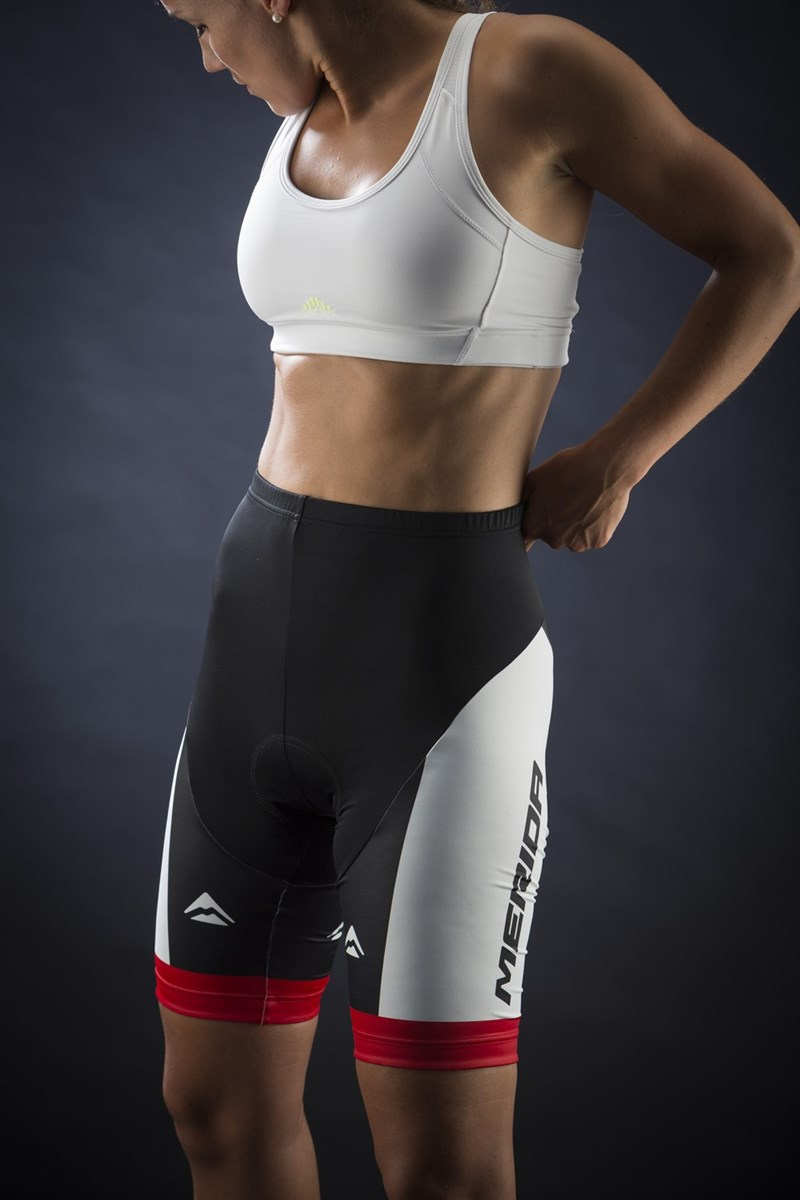 Merida Rouge Design Womens Specific Cycling Shorts